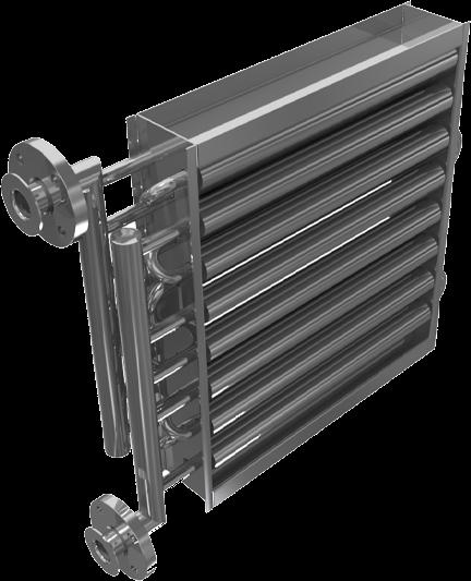 prodotto scambiatore di calore alettato